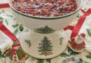 Cranberry salad brings holiday cheer