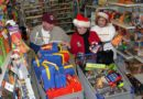Santa's Pals give children a Merry Christmas