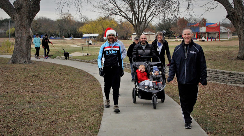 Walk with a Doc gets community moving