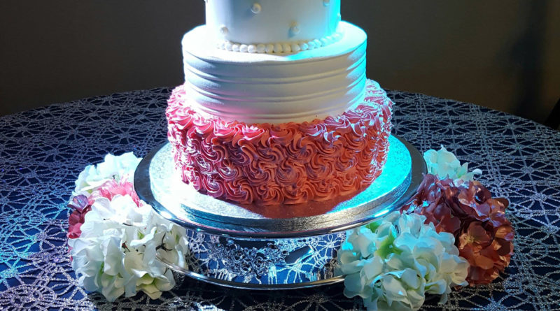 Wedding cakes that offer a twist on tradition