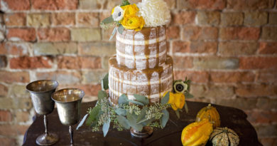 Show off your sweet side: Cake creations