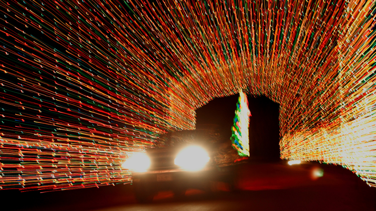 Blora Christmas Lights 2021 Nature In Lights A Central Texas Holiday Tradition Tex Appeal Magazine